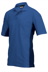 Tricorp online kopen bij JTH Tricorp poloshirt BI-Color TP2000-202002 Royalblue-Navy