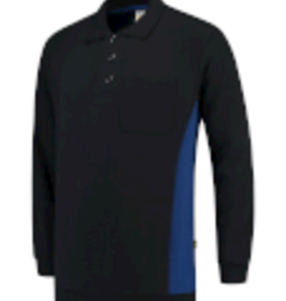 Tricorp online kopen bij JTH Polosweater Bi-Color TS-2000-302001 Navy-Royalblue