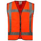 Tricorp online kopen bij JTH Tricorp veiligheidsvest 453019  RWS yello met rits