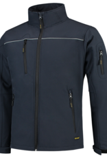 Tricorp online kopen bij JTH Tricorp soft shell luxe jack Kids 402016 Navy
