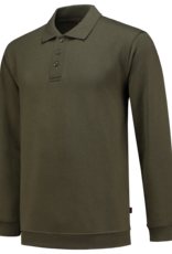 Tricorp online kopen bij JTH Tricorp Polosweater boord PSB-280-301005 Army