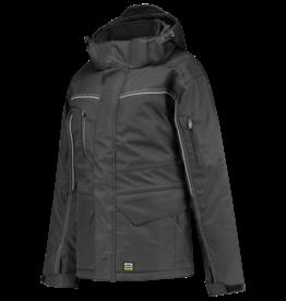 Tricorp online kopen bij JTH Tricorp Midi Parka Canvas 402007 Dark Grey