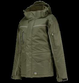 Tricorp online kopen bij JTH Tricorp Midi Parka Canvas 402007 Army