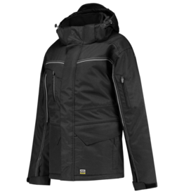 Tricorp online kopen bij JTH Tricorp Midi Parka Canvas 402007 Black