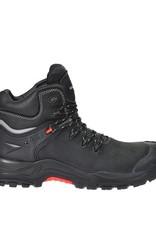 Walkmate online kopen bij JTH Walkmate Zagreb zwart-rood  werkschoenen