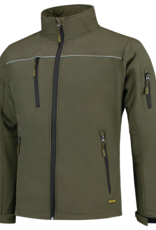 Tricorp online kopen bij JTH Tricorp soft shell jack TJS2000-402006 Army