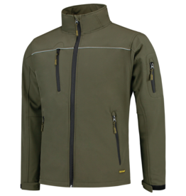 Tricorp online kopen bij JTH Tricorp soft shell jack TSJ2000-402006 Army