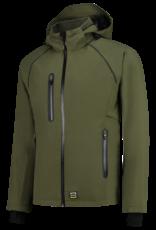 Tricorp online kopen bij JTH Tricorp Techshell werkjas  Army  402018
