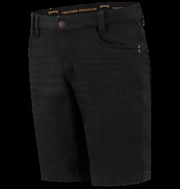 Tricorp online kopen bij JTH Tricorp korte jeans broek premium Black 504010