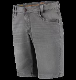 Tricorp online kopen bij JTH Tricorp korte jeans broek premium Grey  504010