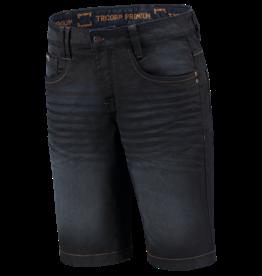 Tricorp online kopen bij JTH Tricorp korte jeans broek premium Blue  504010