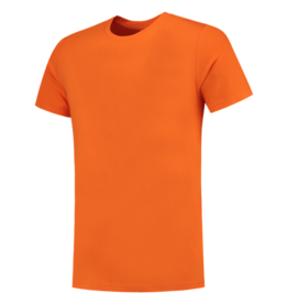 Tricorp online kopen bij JTH Tricorp T-shirt fitted Kids 101014 oranje