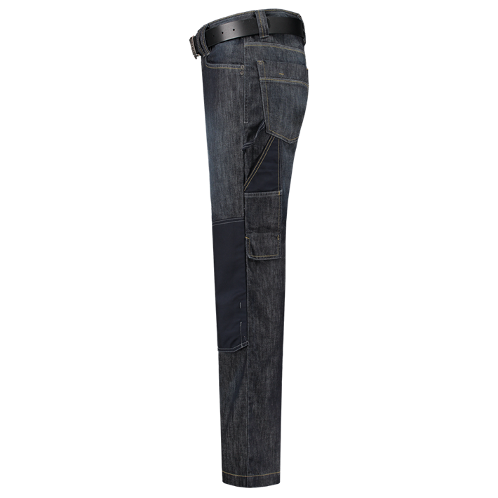 Tricorp online kopen bij JTH Tricorp jeans werkbroek denimblue 502005