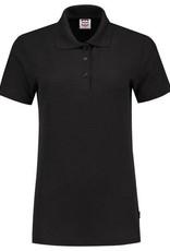 Tricorp online kopen bij JTH Tricorp poloshirt dames slimfit Black PPFT-180-201006