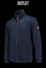 Tricorp online kopen bij JTH Sweater vest  ritskraag premium Ink 304002