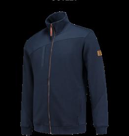Tricorp online kopen bij JTH Sweater vest  ritskraag premium Ink