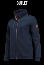 Tricorp online kopen bij JTH Sweater vest  ritskraag premium dames ink 304008