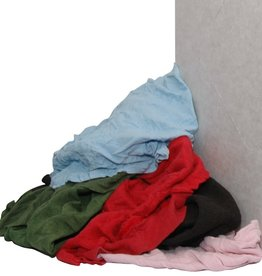 Poetslappen online kopen bij J T H Poetslappen licht bonte dunne tricot