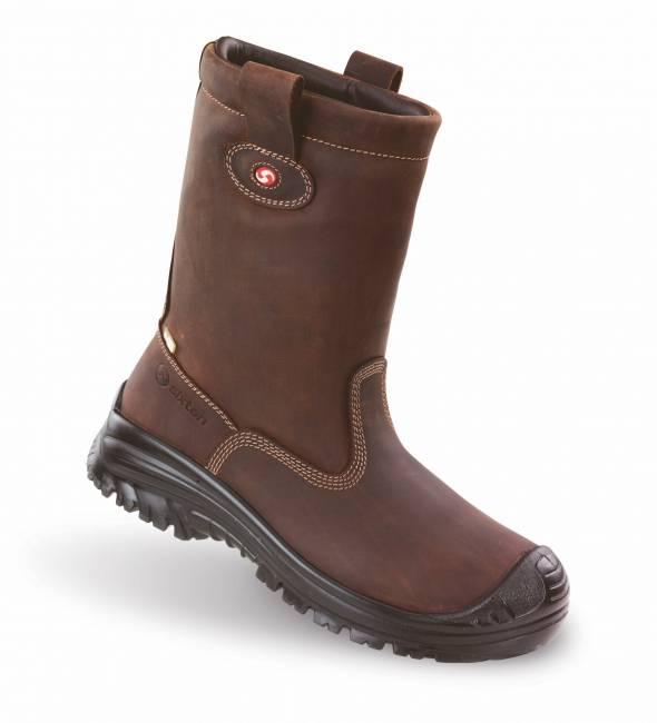Sixton werklaarzen online kopen bij JTH Sixton Montana 23 outdry bruin