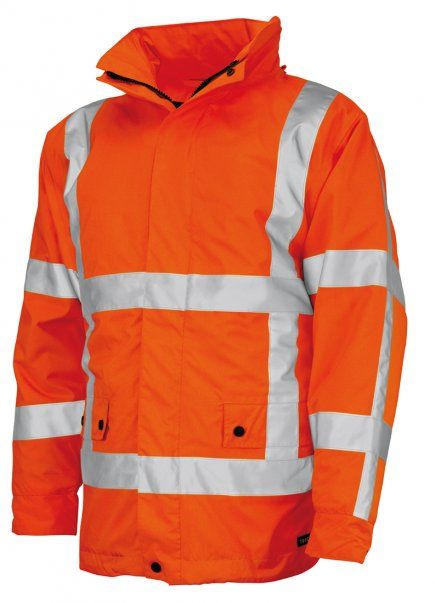Tricorp online kopen bij JTH Tricorp Parka TPG3001-403005 RWS fluor oranje