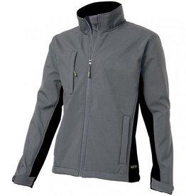 Tricorp online kopen bij JTH Tricorp soft shell jack TJ2000-402002  bicolor grey-black