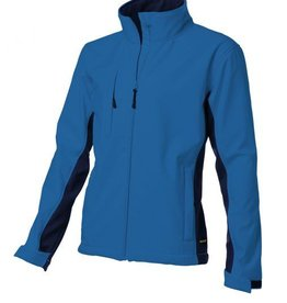 Tricorp online kopen bij JTH Tricorp soft shell jack TJ2000-402002 bicolor royalblue-navy