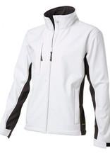 Tricorp online kopen bij JTH Tricorp soft shell jack TJ2000-40202   bicolor white-darkgrey