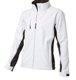 Tricorp online kopen bij JTH Tricorp soft shell jack TJ2000-402002  bicolor white-darkgrey