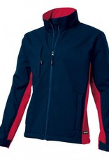 Tricorp online kopen bij JTH Tricorp soft shell jack TJ2000-40202  bicolor navy-red