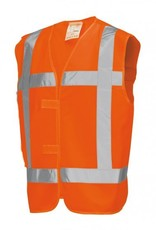 Tricorp online kopen bij JTH Tricorp veiligheidsvest RWS oranje