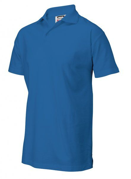 Tricorp online kopen bij JTH Tricorp polosshirt PP-180-201003 royalblue