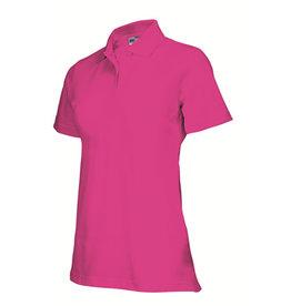 Tricorp online kopen bij JTH Tricorp poloshirt dames PPT-200-201015 Fuchsia