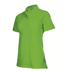 Tricorp online kopen bij JTH Tricorp poloshirt dames PPT-200-201015 Lime