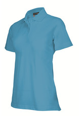 Tricorp online kopen bij JTH Tricorp poloshirt dames PPT-200-201015 Turquoise