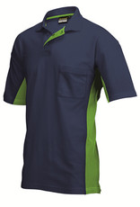 Tricorp online kopen bij JTH Tricorp poloshirt BI-Color TP-2000-202002 Navy-Lime