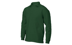 Tricorp online kopen bij JTH Tricorp Polosweater PS-280-301004 Bottelgreen