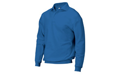 Tricorp online kopen bij JTH Tricorp Polosweater boord PSB-280-301005 Royalblue
