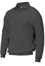 Tricorp online kopen bij JTH Tricorp Polosweater boord PSB-280-301005 Antracite