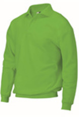 Tricorp online kopen bij JTH Tricorp Polosweater boord PSB-280-301005 Lime