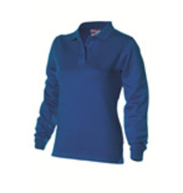 Tricorp online kopen bij JTH Tricorp Polosweater Dames PST-280-301007 Royalblue
