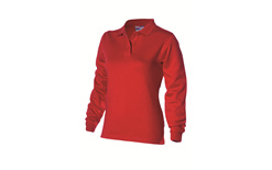 Tricorp online kopen bij JTH Tricorp Polosweater Dames PST-280-301007 Red