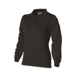 Tricorp online kopen bij JTH Tricorp Polosweater Dames PST-280-301007 Black