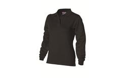 Tricorp online kopen bij JTH Tricorp Polosweater Dames PST-280-301007 Black