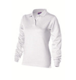 Tricorp online kopen bij JTH Tricorp Polosweater Dames PST-280-301007 White