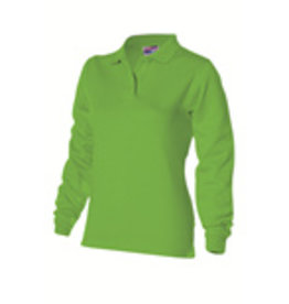 Tricorp online kopen bij JTH Tricorp Polosweater Dames PST-280-301007 Lime