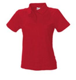 Tricorp online kopen bij JTH Tricorp poloshirt dames PPT-180-201010 Red