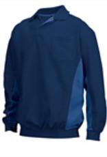 Tricorp online kopen bij JTH Polosweater Bi-Color TS-2000-302001 Navy-Royalblue