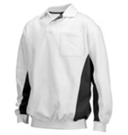 Tricorp online kopen bij JTH Polosweater Bi-Color TS-2000-302001 White-Darkgrey