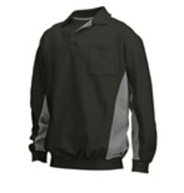 Tricorp online kopen bij JTH Polosweater Bi-Color TS-2000-302001 Black-Grey