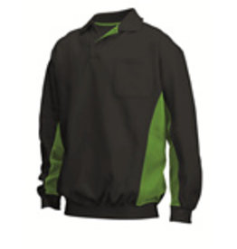 Tricorp online kopen bij JTH Polosweater Bi-Color TS-2000-302001 Black-Lime